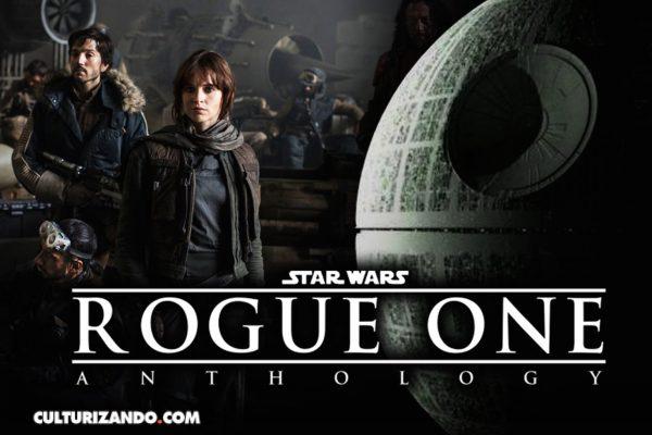 Nuevas imágenes y spot de 'Rogue One'