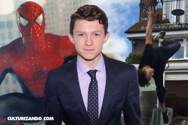 Tom Holland actuará en 6 películas de Spiderman