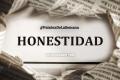Palabra de la Semana: «Honestidad» (+Frases)