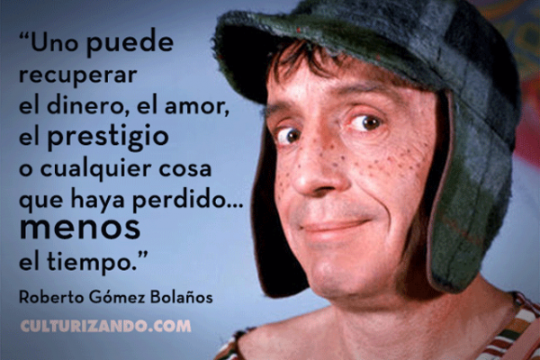 Grandes Frases De Roberto Gómez Bolaños