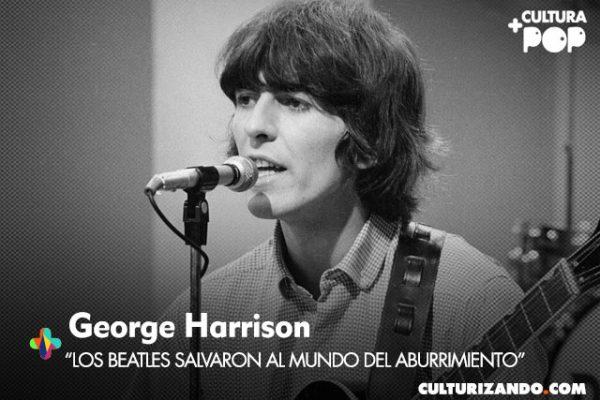 Lo que no sabías sobre George Harrison (+Frases)