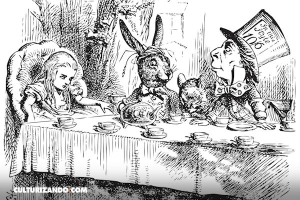 Curiosidades sobre 'Alicia en el País de las Maravillas' de Lewis Carroll