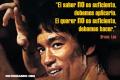 15 grandes frases de Bruce Lee