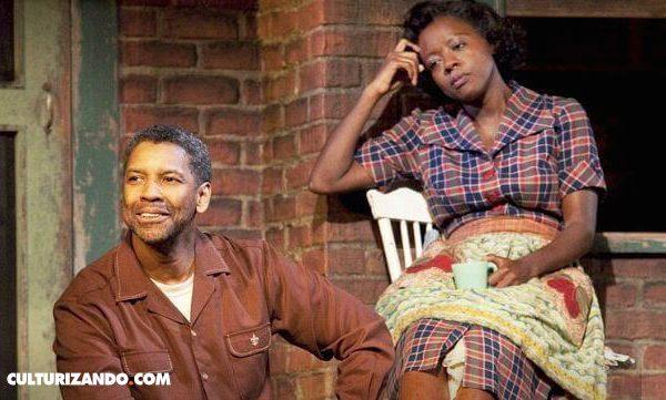 Fences: Denzel Washington y Viola Davis (+Tráiler)