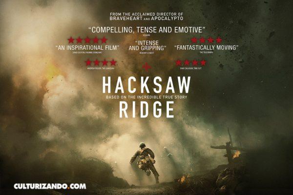 #Estrenos: 'Hacksaw Ridge' (+Tráiler)