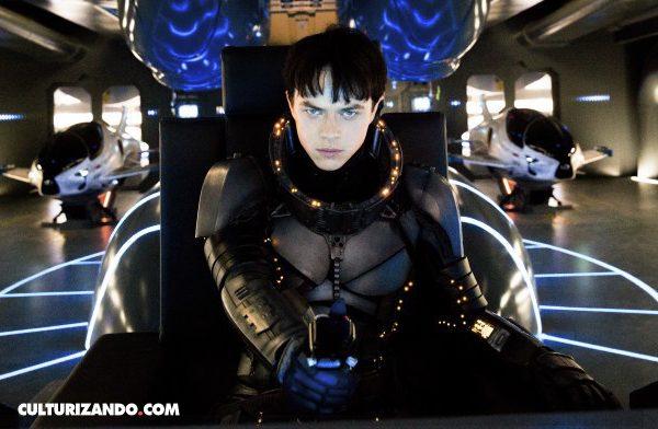 Luc Besson habla de su próxima película sci-fi