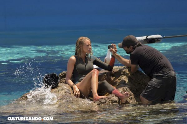 5 datos sobre 'The Shallows' (+Behind the scenes)