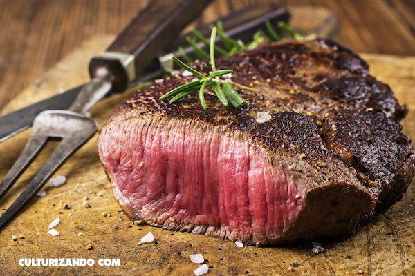 Cómo aprovechar mejor las propiedades de la carne roja