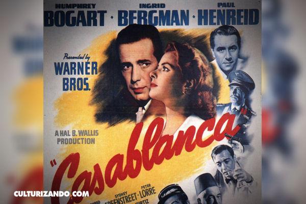 Casablanca, un clásico en 12 curiosidades