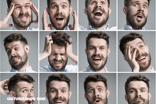 La Nota Curiosa: ¿Cuántas emociones puedes expresar con tu rostro?