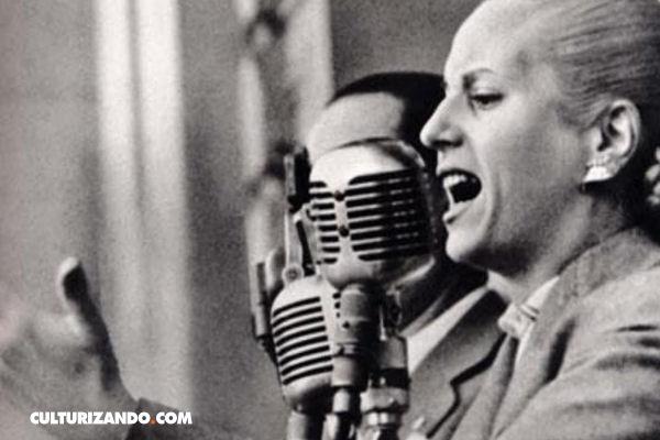 Eva Perón cadáver
