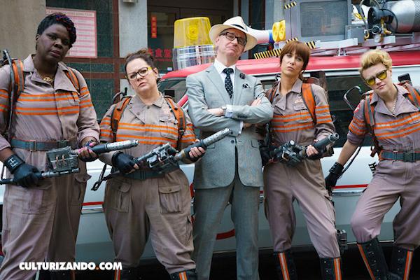5 datos sobre 'Ghostbusters' (+Behind the scenes)