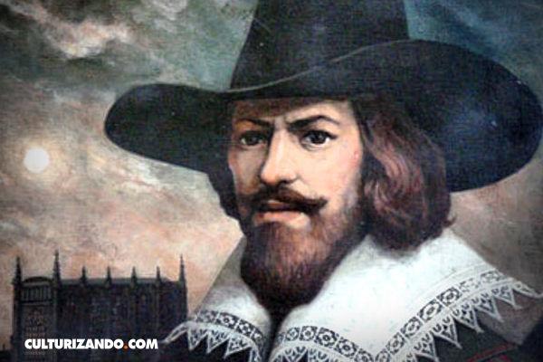 El 5 de noviembre, la noche de Guy Fawkes y la conspiración de la pólvora