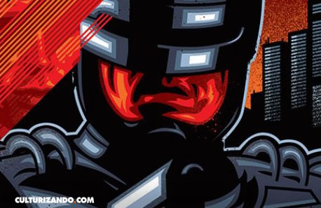 Póster del Día: 'Robocop' (1987)