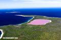 Lugares increíbles: Lagos rosas de Australia