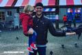 Michael Bublé anuncia que su hijo de 3 años con la actriz Luisana Lopilato tiene cáncer