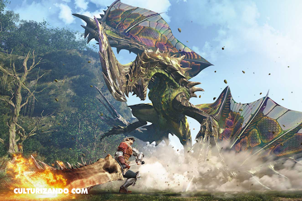 Paul W.S Anderson llevará 'Monster Hunter' al cine