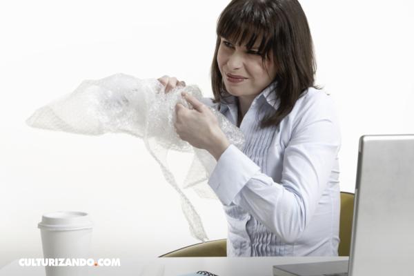 La Nota Curiosa: ¿Por qué nos gusta explotar burbujas de plástico?