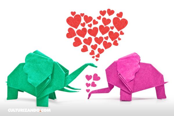 ¿Conoces el kokigami, el origami del sexo?