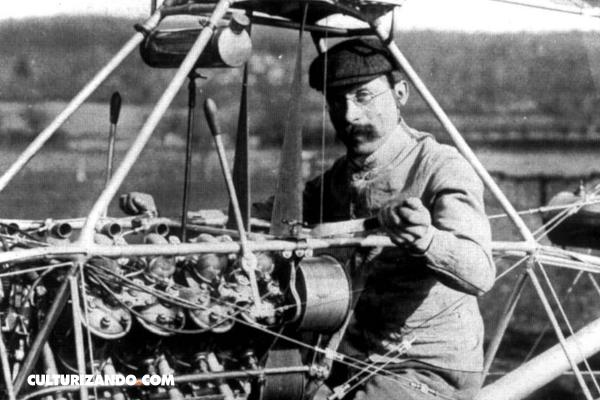 Fotos Históricas: El primer vuelo en helicóptero de la historia