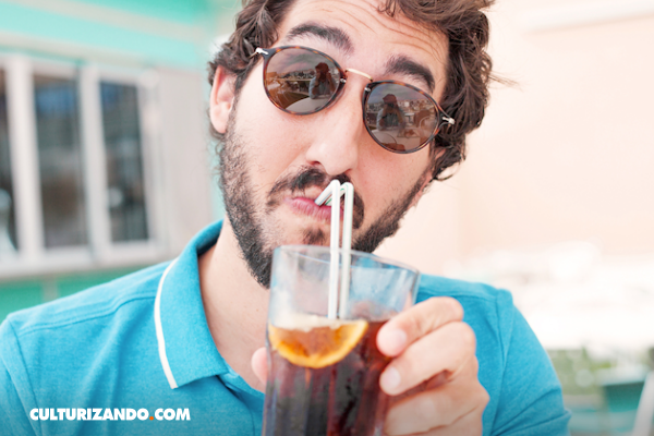 ¿Qué ocurre en tu cuerpo cuando bebes un refresco o soda?