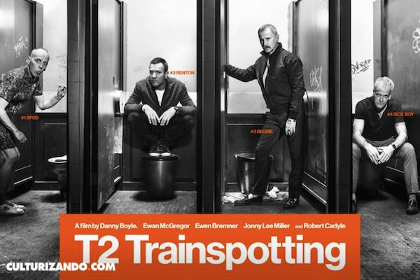 'Trainspotting 2' estrena tráiler