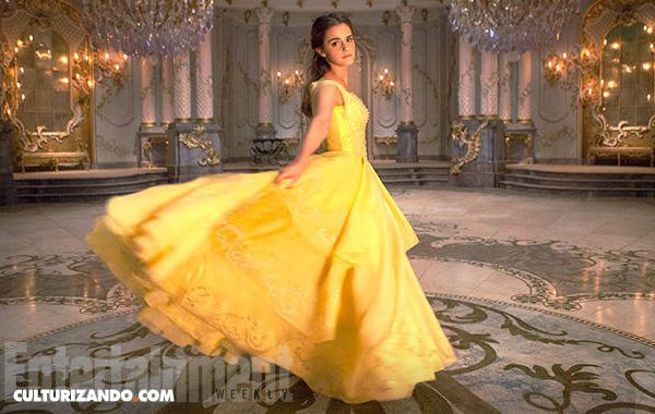 Primeras imágenes de 'Beauty and the Beast' (+Teaser trailer)