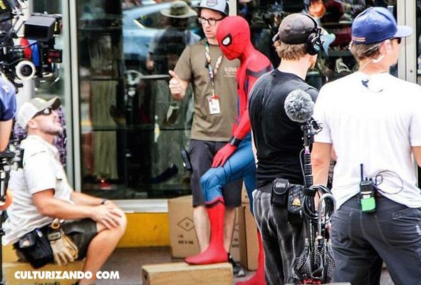 5 datos sobre 'Spiderman: Homecoming' (+ Behind the scenes)