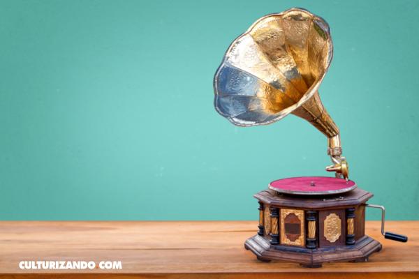 El curioso origen del gramófono