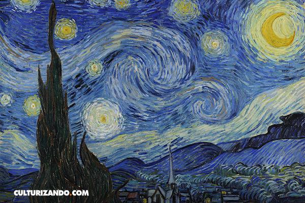 Maravillas del arte: La Noche Estrellada - Vincent Van Gogh