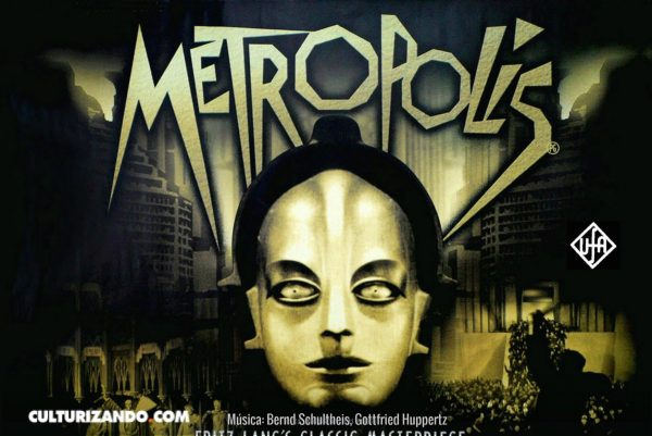 Póster del día: 'Metrópolis' de Fritz Lang