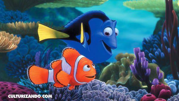 'Buscando a Dory' es la más comprada en Blu-Ray