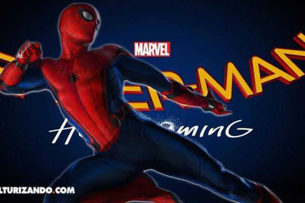 Primer teaser de 'Spiderman: Homecoming'