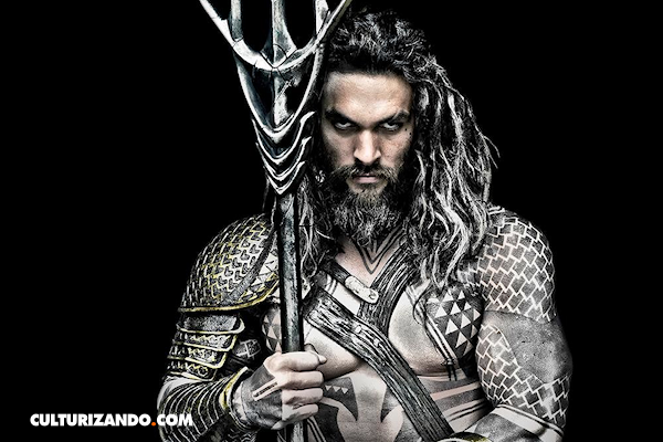 Nueva fecha de estreno para 'Aquaman'