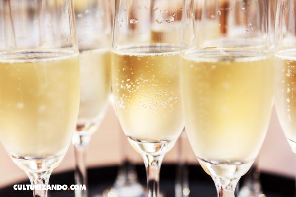 El champán en 10 curiosidades