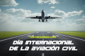 Hoy es el Día Internacional de la Aviación Civil