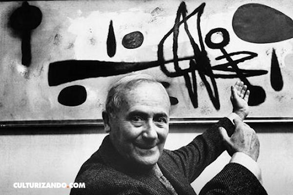 Joan Miró en 5 grandes obras