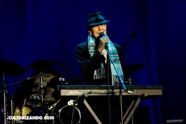 Grandes versiones: Leonard Cohen (+Videos)