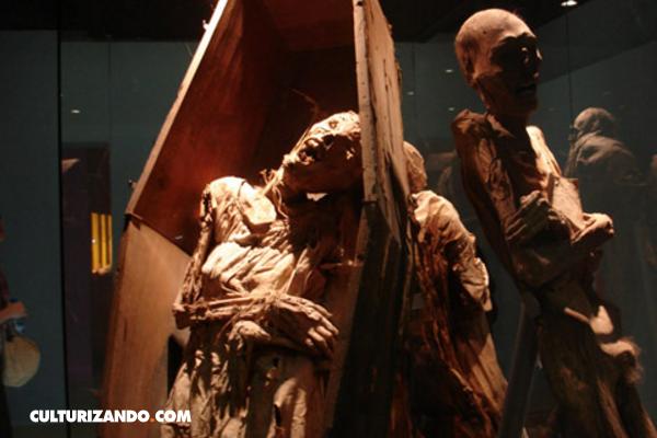 Museos curiosos: Las momias de Guanajuato