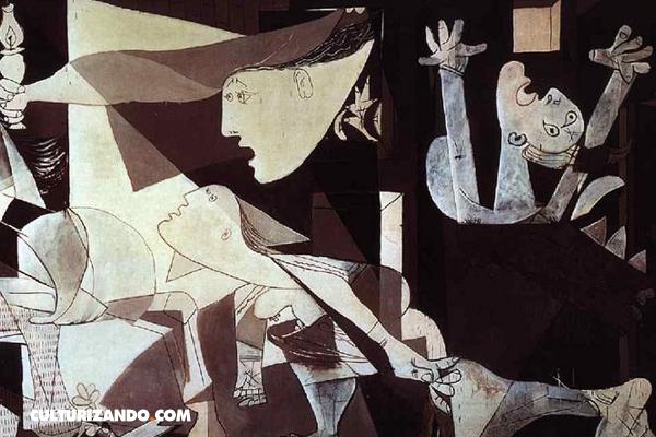 Maravillas del arte: La Guernica – Pablo Picasso