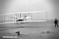 La verdadera historia del primer vuelo en avión