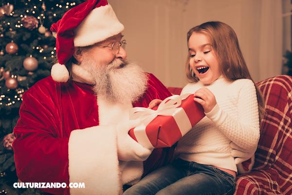 La historia de Santa, San Nicolás o Papá Noel