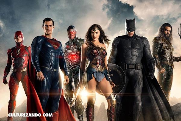 Este es el casting de 'Justice League'