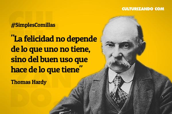 Thomas Hardy en 9 frases