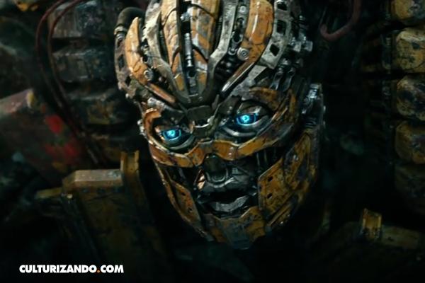 Teaser de 'Transformers: The last knight'