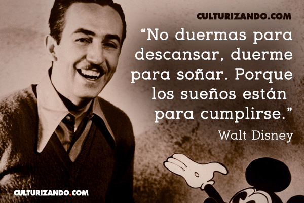Walt Disney en 10 datos interesantes