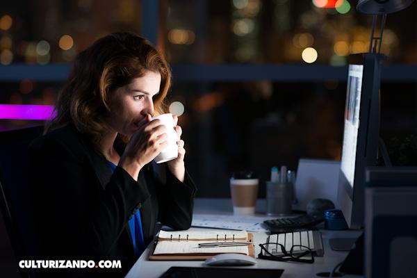 Descubre si eres un workaholic