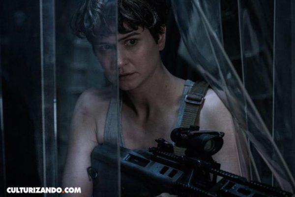 Primer trailer de 'Alien: Covenant'