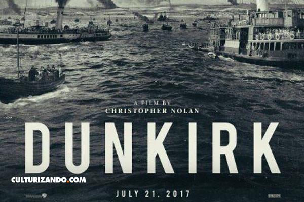 Primer póster de 'Dunkerque', lo nuevo de Christopher Nolan