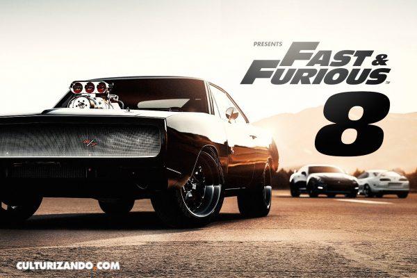 Primer tráiler de 'Fast & Furious 8'